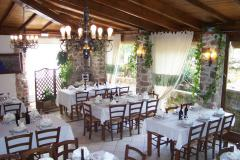 I tavoli dell' agriturismo S'Incantu (2)